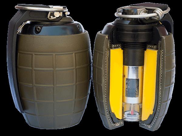 ALHAMBRA Hand Grenade
